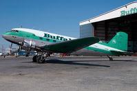 C-GPNR @ CYZF - Buffalo Airways DC3 - by Dietmar Schreiber - VAP
