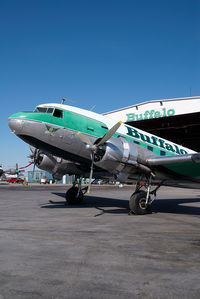 C-GPNR @ CYZF - Buffalo Airways DC3 - by Dietmar Schreiber - VAP