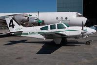 C-FULX @ CYZF - Buffalo Airways Beech 95 - by Dietmar Schreiber - VAP