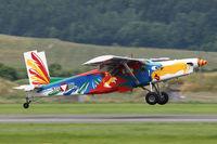 3G-EL @ LOXZ - Pilatus PC-6/B2-H2 Turbo Porter - Austria Air Force - by Juergen Postl