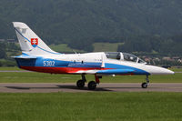 5302 @ LOXZ - Aero L-39CM Albatros - Slovakia Air Force - by Juergen Postl