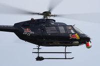 D-HPRO @ LOXZ - Heliteam Süd Bell 407 - by Juergen Postl