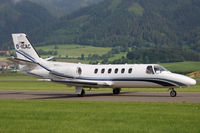 D-ICAC @ LOXZ - Cessna 551 Citation II/SP - by Juergen Postl