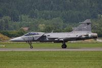 30 @ LOXZ - Saab JAS39C Gripen - Hungary Air Force - by Juergen Postl