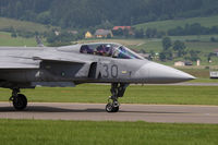 30 @ LOXZ - Saab JAS39C Gripen - Hungary Air Force - by Juergen Postl