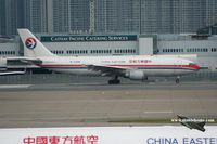 B-2308 @ VHHH - China Eastern Cargo - by Michel Teiten ( www.mablehome.com )