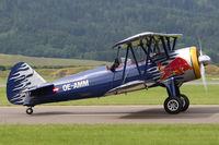 OE-AMM @ LOXZ - The Flying Bulls - Boeing PT-13D Kaydet (E75) - by Juergen Postl