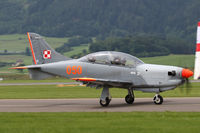 050 @ LOXZ - PZL-Okecie PZL-130 TC-I Orlik - Poland Air Force - by Juergen Postl