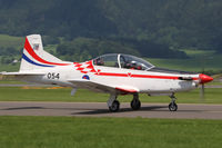 054 @ LOXZ - Pilatus PC-9M - Croatia Air Force - by Juergen Postl