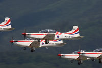 058 @ LOXZ - Pilatus PC-9M - Croatia Air Force - by Juergen Postl