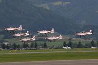 066 @ LOXZ - Pilatus PC-9M - Croatia Air Force