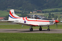 068 @ LOXZ - Pilatus PC-9M - Croatia Air Force