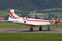 068 @ LOXZ - Pilatus PC-9M - Croatia Air Force - by Juergen Postl