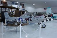 N351RC @ ANE - American Wings Museum - by Timothy Aanerud