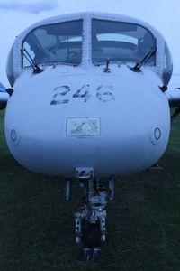 64-14246 @ ANE - Grumman OV-1 Mohawk 64-14246 - by Timothy Aanerud