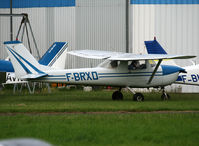 F-BRXO @ LFPL - Parked... - by Shunn311