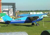D-MKHS @ EDKB - Rans S-6 COYOTE II at Bonn-Hangelar airfield - by Ingo Warnecke