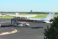 D-EFEG @ EDKB - Reims Cessna F.172N Skyhawk II at Bonn-Hangelar airfield - by Ingo Warnecke