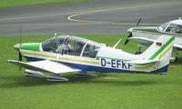 D-EFKF @ EDKB - Robin DR.400/180R Remorqueur at Bonn-Hangelar airfield - by Ingo Warnecke