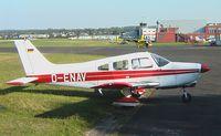 D-ENAV @ EDKB - Piper PA-28-161 Cherokee Warrior II at Bonn-Hangelar airfield - by Ingo Warnecke