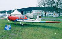 YR-BVC @ EDNY - IAR IAR-46S at the Aero 1997, Friedrichshafen