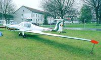 YR-1997 @ EDNY - IAR IS-28M2/GR at the Aero 1997, Friedrichshafen
