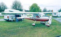 HB-KEM @ EDNY - TECNAM P92J Echo at the Aero 1997, Friedrichshafen