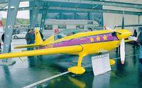 D-ESEW @ EDNY - Extra EA 300L at AERO Friedrichshafen 1997 - by Ingo Warnecke