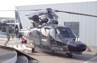 322 @ LFPB - Aerospatiale SA.365F1 Dauphin 2 of the Aeronautique Navale at the Aerosalon 1989 Paris - by Ingo Warnecke