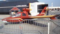 F-PYQS @ LFPB - Osprey II (Lendepergt, P LP 01) at the Aerosalon 1989 Paris