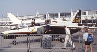 I-SMJT @ LFPB - SIAI-Marchetti S.211 at the Aerosalon 1989 Paris
