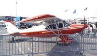 LV-AYX @ LFPB - Aero Boero 115 at the Aerosalon 1989 Paris - by Ingo Warnecke