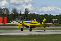 C-GSJB @ CYZH - Slave Lake Air Tanker Base - by William Heather