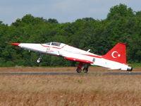 70-3013 @ EHVK - Northrop NF-5A-2000 Freedom Fighter 70-3013/13 Turkish Air Force Turkish Stars - by Alex Smit