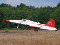70-3016 @ EHVK - Northrop NF-5A-2000 Freedom Fighter 70-3016/16 Turkish Air Force Turkish Stars - by Alex Smit
