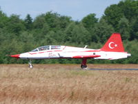 71-4016 @ EHVK - Northrop NF-5B-2000 Freedom Fighter 71-4016/16 Turkish Air Force Turkish Stars - by Alex Smit