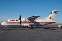 C-FIQU @ CYZF - First Air ATR42 - by Dietmar Schreiber - VAP