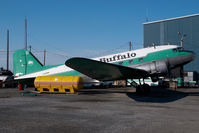 C-GJKM @ CYZF - Buffalo Airways DC3 - by Dietmar Schreiber - VAP