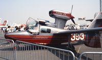 N84219 @ LFPB - Lake Turbo 270 Renegade at the Aerosalon 1989 Paris