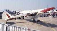 F-WGAQ @ LFPB - Christen A-1 Husky at the Aerosalon 1989 Paris