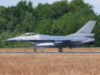 J-511 @ EHVK - General Dynamics F-16AM Fighting Falcon J-511 Royal Netherlands Air Force - by Alex Smit