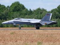 C15-14 @ EHVK - McDonnell Douglas EF-18A+ Hornet C15-14/15-01 Spanish Air Force - by Alex Smit