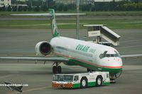 B-17925 @ RCTP - EVA Air - by Michel Teiten ( www.mablehome.com )