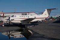 C-GTUC @ CYZF - Air Tindi Beech 200 - by Dietmar Schreiber - VAP