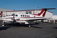 C-FCGU @ CYZF - Air Tindi Becch 200 King Air - by Dietmar Schreiber - VAP