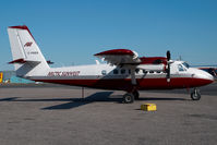 C-FASQ @ CYZF - Arctic Sunwest Dash 6 Twin Otter - by Dietmar Schreiber - VAP