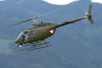3C-OD @ LOXZ - Austria - Air Force Bell 206 - by Thomas Ramgraber-VAP