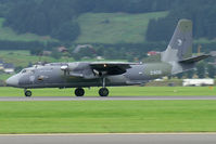 2408 @ LOXZ - Czech Republic - Air Force Antonov 26
