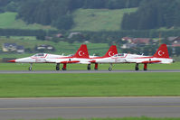 71-3051 @ LOXZ - Turkish Stars Northrop F5 Tiger