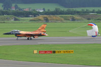 J-015 @ LOXZ - Netherlands - Air Force General Dynamics F16